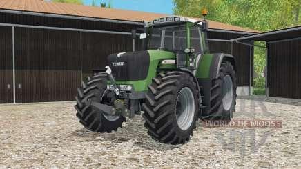 Fendt 930 Vario TMS hippie green para Farming Simulator 2015