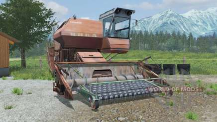 SK-5M-1 Niva com POON-5 para Farming Simulator 2013