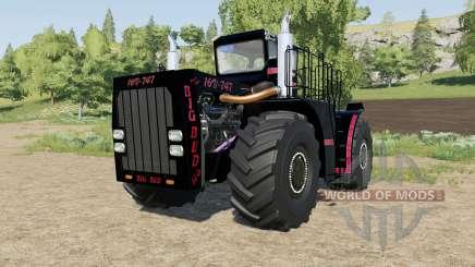 Big Bud 16V-747 Black Beast para Farming Simulator 2017