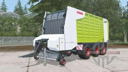 Claas Cargos 9500 rio grande para Farming Simulator 2015