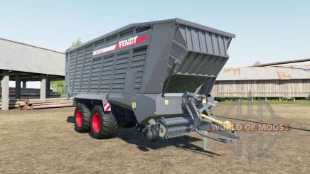 Fendt Tigo XR 75 D multicolor para Farming Simulator 2017