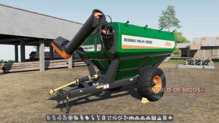 Stara Reboke Ninja 19000 multifruit para Farming Simulator 2017