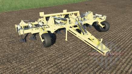 Agrisem Cultiplow Platinum with plow function para Farming Simulator 2017