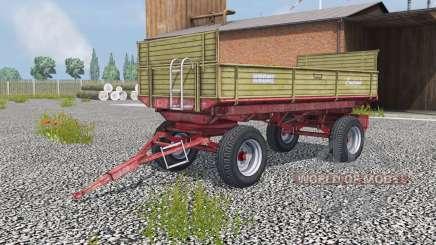 Krone Emsland all the fruits para Farming Simulator 2013