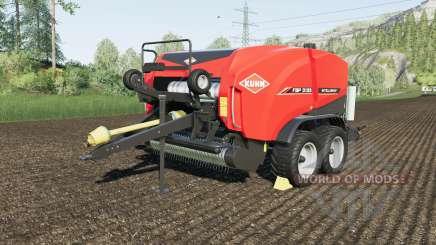 Kuhn FBP 3135 working speed 30 km-h para Farming Simulator 2017