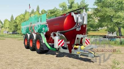 Veenhuis Premium Integral II add metallic multic para Farming Simulator 2017