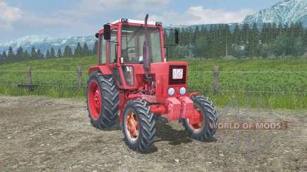 MTZ-82 Bielorrússia animado peças para Farming Simulator 2013