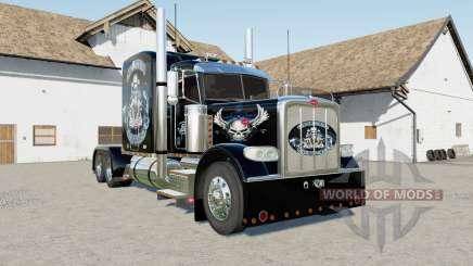 Peterbilt 388 CSM Trucking Custom para Farming Simulator 2017