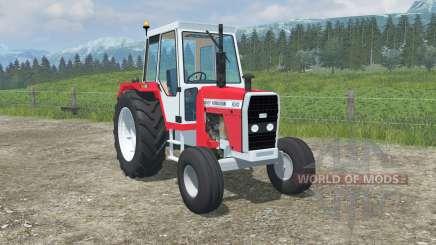 Massey Ferguson 690 frente loadeɽ para Farming Simulator 2013