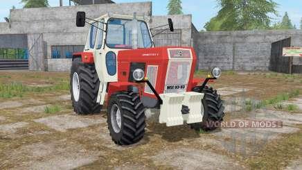 Fortschritt ZT 303-D coral red para Farming Simulator 2017