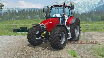 Hurlimann XL 130 in rot para Farming Simulator 2013