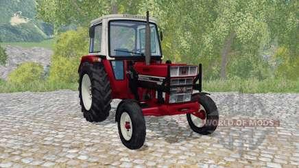 International 744 para Farming Simulator 2015