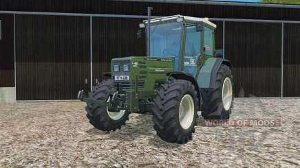 Hurlimann H-488 Turbo vier Konfigurationen para Farming Simulator 2015
