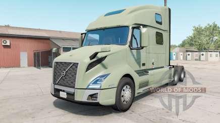 Volvo VNL 860 v2.22 para American Truck Simulator