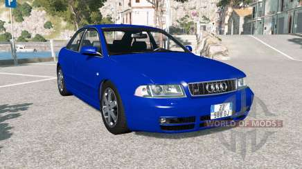 Audi S4 (B5) 2002 para BeamNG Drive