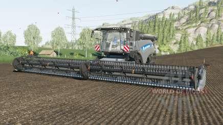 New Holland CR10.90 capacity increased para Farming Simulator 2017