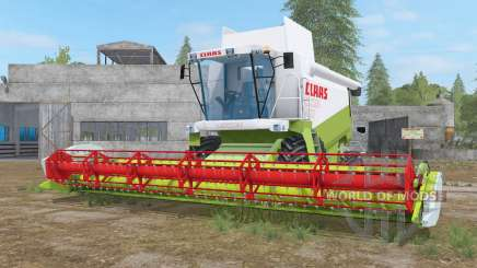 Claas Lexion 480 straw chopper animated para Farming Simulator 2017