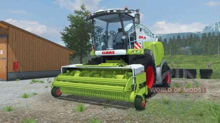 Claas Jaguar 980 interactive control para Farming Simulator 2013