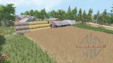 Radzany v2.1 para Farming Simulator 2015