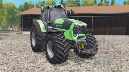 Deutz-Fahr 9340 TTV Agrotron 2015 para Farming Simulator 2015