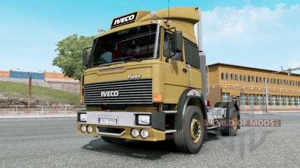 Iveco-Fiat 190-38 Turbo Special aztec gold para Euro Truck Simulator 2