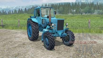 MTZ-52 Bielorrússia azul para Farming Simulator 2013