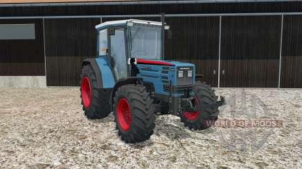 Eicher 2090 Turbo eastern blue para Farming Simulator 2015
