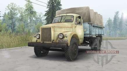 GAZ-51 para Spin Tires