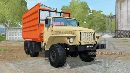 Ural-5557 para Farming Simulator 2017