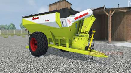 Cestari 19.000 LTS Claas version para Farming Simulator 2013