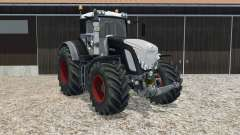 Fendt 933 Vario Black Beauty para Farming Simulator 2015