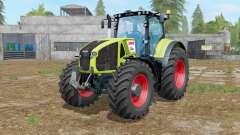 Claas Axion 920 key lime pie para Farming Simulator 2017