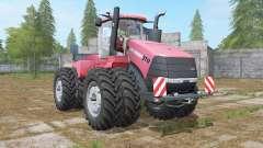 Case IH Steiger dual&triple wheel configurations para Farming Simulator 2017