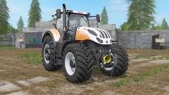 Steyr Terrus 6000 CVT 6 new engine tuning para Farming Simulator 2017