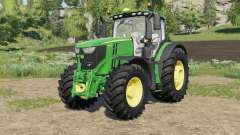 John Deere 6R-series Green Edition para Farming Simulator 2017