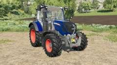 Fendt 300 Vario swing axle improved para Farming Simulator 2017