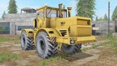 Kirovets K-700A com uma escolha digaea para Farming Simulator 2017