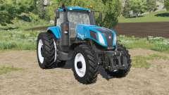 New Holland T8-series americanized version para Farming Simulator 2017