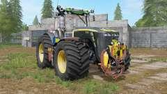 John Deere 8030 Black Shadow para Farming Simulator 2017