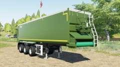 Krampe SB II 30-1070 added tow hitch para Farming Simulator 2017