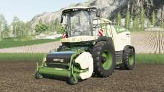 Krone BiG X 1180 Agravis Logo para Farming Simulator 2017