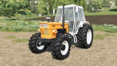 Fiat 1300 DT ultra power para Farming Simulator 2017