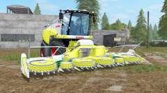 Claas Jaguar 800 para Farming Simulator 2017