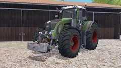 Fendt 933 Vario with weight para Farming Simulator 2015
