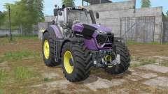 Deutz-Fahr Serie 9 TTV Agrotron with new sound para Farming Simulator 2017
