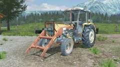 Ursus C-355 old with frontloader para Farming Simulator 2013