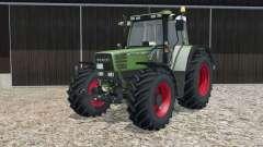 Fendt Favorit 515C Turbomatik with FL console para Farming Simulator 2015