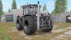 Claas Xerion 3800 Trac VC black para Farming Simulator 2017