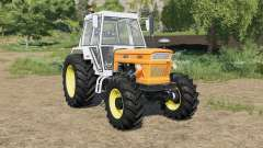Fiat 1300 DT free wheel configs para Farming Simulator 2017