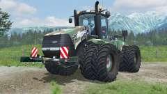 Case IH Steiger 600 camuffamento para Farming Simulator 2013